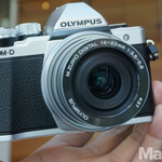 Olympus' latest mirrorless camera is all digital, but looks like a film camera http://t.co/3UCCCgIpoE