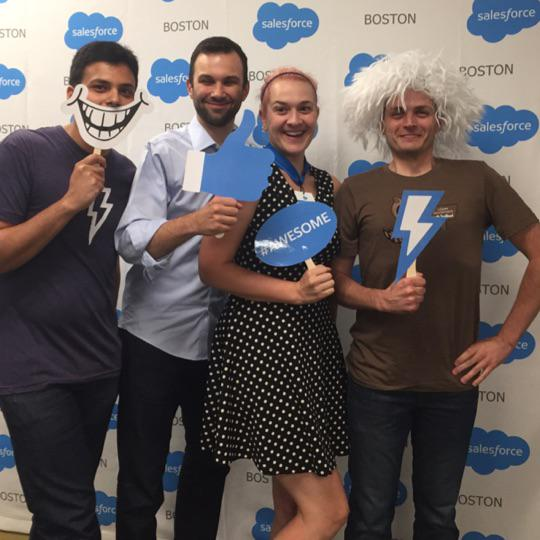 MVPs at the @bostonsfdc #struckbylightning http://t.co/Jjrh3oMD7C