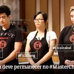 E agora? Quem você quer que continue? #MasterChefBR http://t.co/fnsZn9yJ6y