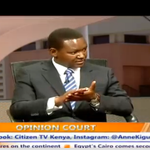 Mutua: Its time for all of us to stop games as whatever happened in Makueni will also happen elsewhere #OpinionCourt http://t.co/8K9L9ZqzZ1