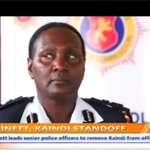 #OpinionCourt IG Boinett leads senior police officers to remove Grace Kaindi from office http://t.co/ID8cvPzniH