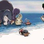Ilustradores homenajean al pequeño Aylan, muerto en una playa de Turquía http://t.co/B3Kfx8JmXj