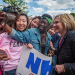 Hillary will be in Portsmouth this Saturday to kick off #NHWomen4Hillary! RSVP now: http://t.co/uXR4NVTlEq http://t.co/SNAsAL8fkj
