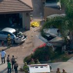 Small plane crashes in Santee residential neighborhood. http://t.co/r23zW2Cbwr http://t.co/nZ2bySWPDG