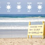 Its forecasted to be a beautiful #LaborDay Weekend in #SanDiego! #VisitSD http://t.co/20qAGUtN8Y