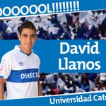 Min 31 ¡GOOOOOOOOL! David Llanos mete el balón al fondo del arco rival con tremendo zurdazo  #UCvsLIB #LosCruzados http://t.co/kRQvkhCq1z