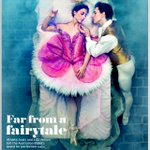 Oh, this gorgeous thing? Its Simon Schluters cover shoot for Spectrum @smh of @TheAusBallets #TheSleepingBeauty. http://t.co/kGnEQRhgHX