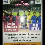Holy shit. This is the worst poster ever. Spot the mistakes ???????????????????? #bcfc http://t.co/hMPq6PaTxb