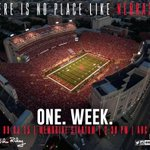 One. Week.  See you Saturday! #GBR 🔴🔴🔴 http://t.co/9TkBeGG5hz