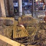 قوى الامن : توقيف 10 أشخاص بعد أعمال الشغب أمس http://t.co/dEfP4UojVF #لبنان http://t.co/79cDGyc3ST