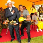 Moses Golola to @KagutaMuseveni You are not a joking subject, it is only under you that I became kick boxing champion http://t.co/5X9e2jnqg8
