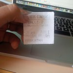 Last year May special show ticket for thala bday in paris #4YearsOfBlockbusterMankatha http://t.co/kChsolfHGJ