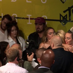 The Cyrus Family has arrived to the #VMAs! http://t.co/fN6kxF2UPD http://t.co/2U4zAm5FkO