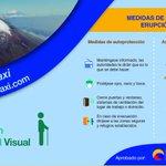 Recuerda estas recomendaciones para personas con discapacidad visual | #VolcánCotopaxi http://t.co/AXRCD47Tmf