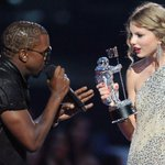 Goes without saying that the @kanyewest and @taylorswift13 friendship dynamic has come a long way since this... #VMAs http://t.co/i2Lhpaz8IO