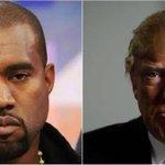 For President: RT for Kanye West FAV for Donald Trump http://t.co/e2lWyORyud
