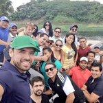 Excelente equipo en #MangaDelCura #YoSoyGuayas #Guayas @PrefecturGuayas http://t.co/UtkhItNTBw
