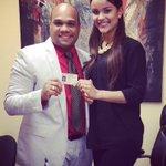 Felicidades a nuestra representante de la República Dominicana en el Miss Universo 2015 @ClaryMolinaRD http://t.co/Ckr8tDS5DW
