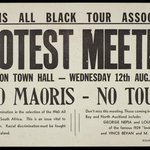 Lest we forget: 18 current ABs wouldnt have been selected by the NZRU if this had been a pre 1970 S African tour http://t.co/ExTIq8RmeR