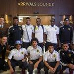 : لقد قمنا بالترحيب بفريق نادي  في صالة الضيوف القادمين الفاخرة في @AUH مع بداية معسكرهم التدريبي في الإمارات. http://t.co/K2ykFUd9r8