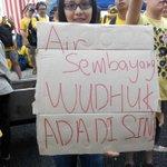 Senjata yang paling kuat untuk tumbang UMNO/BN adalah perpaduan. #Bersih4 http://t.co/8RU6i4nnFD