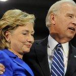 Hillary Clinton and Joe Bidens awkward friendship http://t.co/IrCNLYzzzB   Getty http://t.co/3MoOWNIYYX