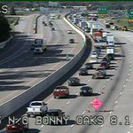 The area of I-75 S north of Bonny Oaks Dr still congested but #traffic is now moving well through #Ooltewah. #CHA http://t.co/nSyTOIVUdJ