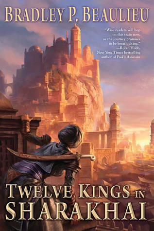 This book. Blew. My. Mind. Today I review TWELVE KINGS IN SHARAKHAI by @bbeaulieu http://t.co/HvoZ6cpzIq @dawbooks http://t.co/ZS3CXGuVfu