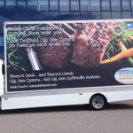 Touring Wales this week! Look out for the van in north Wales tomorrow! #BritishLambWeek #LoveWelshLamb http://t.co/Kj7W1STxy8