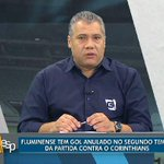 """""""Dirigentes do Fluminense não tem moral para falar absolutamente nada da arbitragem"""" (@osmargarraffa) http://t.co/s87fxzD01w"""