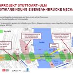 Bahnbrücke, die niemals kommen wird. Bei #s21 ist nach der Planänderung vor der Planänderung oder es gibt keinen Plan http://t.co/9yRs0bbzPR