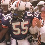 Takeo Spikes (@TakeoSpikes51) to deliver Auburn game ball Saturday http://t.co/ucoliDnVic http://t.co/0ECriOsiNX