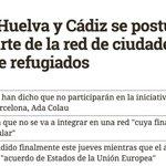 Orgullosa de Cádiz, Córdoba y Huelva. A ver si Sevilla se anima y las demás se lo replantean...😕 http://t.co/HPLFYpswxM
