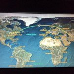 #inflight #wifi at 34000ft on board @united #wow!