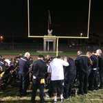 Final score San Pedro 45 Roosevelt 21 .... San Pedro now 1-1 ... Thanks everyone for coming out! http://t.co/qRO35NYKuI