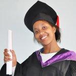 Congrats to @uonbi BEST Student- Mbai Christine Nzillani - #uongraduation...Mafisi I see you!!! http://t.co/IgocPejPJb