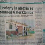#TransformaciónConColor Vía @ElUniversalCtg: El color y la alegría se tomaron a Galerazamba>>http://t.co/baHG9a8ZoY http://t.co/mVd4OMtLfo