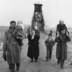 1. Hungarian refugees walking to Austria in 1956 2. Syrian refugees walking from Hungary to Austria in 2015 http://t.co/zw1nlV2R4e