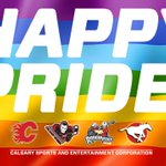 Calgary Sports & Entertainment to March in Calgary Pride Parade. Story ~ http://t.co/l9JthJ0eCy http://t.co/oeJTBUgBhy