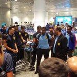 Sejurus tiba di KLIA, Sepang sebentar tadi, Dollah Salleh mengumumkan peletakan jawatan sebagai jurulatih kebangsaan. http://t.co/8LrIoIk5zW