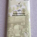 Should I eat my limited edition @BordersRailway chocolate bar @ScotRail @scotborders #MyBordersRailway #munchies http://t.co/uVNHTxU3Ik