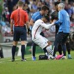 Nabil Fekir victime dune rupture du ligament croisé du genou droit avec les Bleus contre le… http://t.co/COuGF4myEb http://t.co/l3Wh8OVCfy