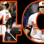 Chris Davis is now the 1st player in Orioles history to have multiple 40 HR seasons. (Also 2013, 53) #CongratsChris! http://t.co/0gcIsj2FQh