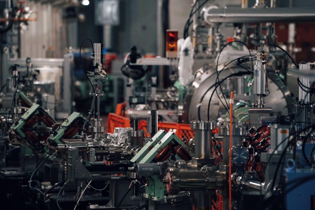 高エネルギー加速器研究機構ぶらぶらちぅ http://t.co/8iJmPxBkve