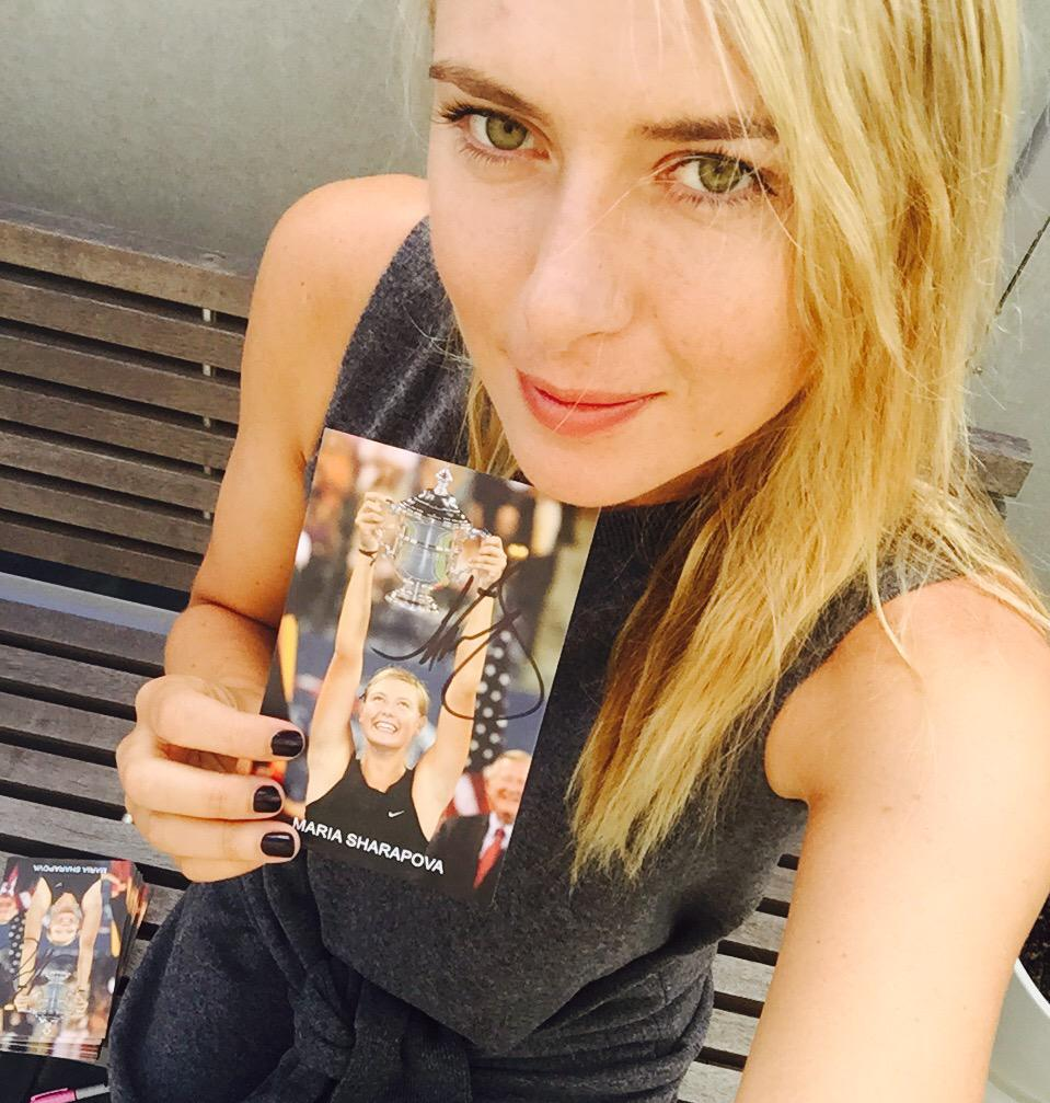 Sweet greets with limited edition autograph card now available on http://t.co/JCKIfCQFG3 ???????? @sugarpova #happyshopping http://t.co/VuUa59CVj0