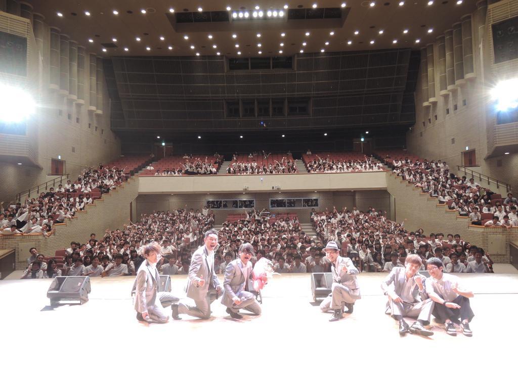 札幌静修高校の皆さんとINSPi http://t.co/0OnQ5gUqTn