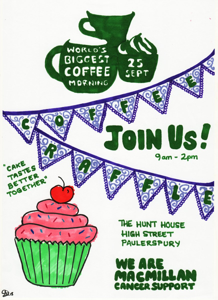 test Twitter Media - #Macmillan #Coffee #Morning @macmillancoffee @HenryRoyceFound  - Sept 25th  -  #Paulerspury: http://t.co/X1FFSMYQEn http://t.co/MZXHK5sGCb
