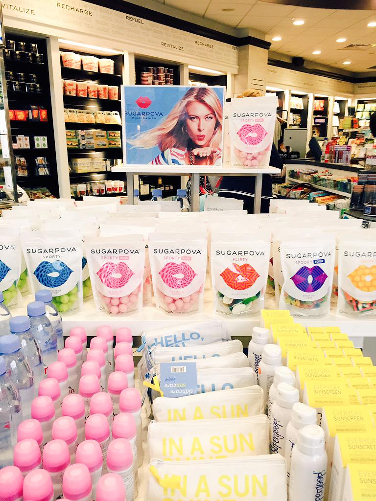 Fun news @Sugarpova +@Supergoop can be found at over 15 @anOTGexperience locations throughout JFK LGA + EWR airports http://t.co/NAkbzW70hL