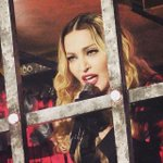 RT @Madonna: I have a cage.........its called the stage!❤️ #rebelhearttour