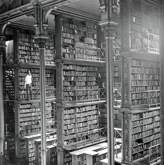 """""""If you need a new idea, read an old book."""" http://t.co/PPrMnebkJr"""